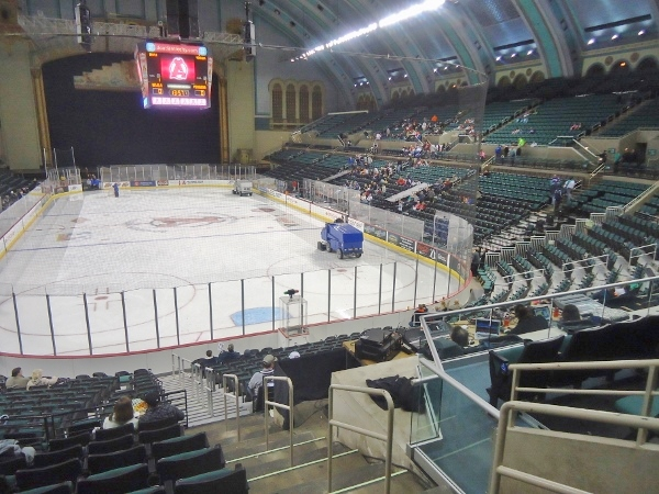 Roaming The Rinks Boardwalk Hall