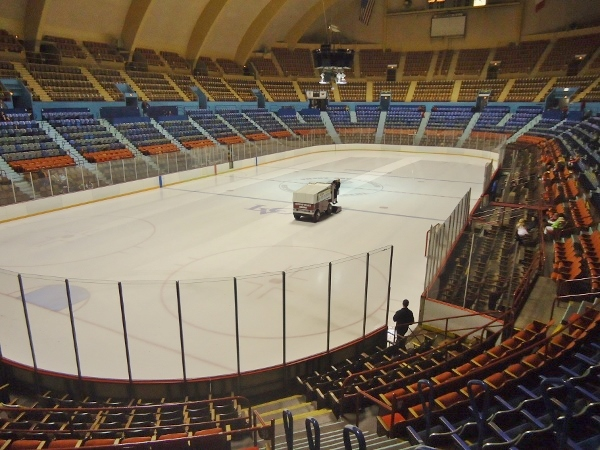 Barn Blog The Hershey Park Arena The Pink Puck