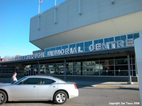 Peterborough Memorial Centre