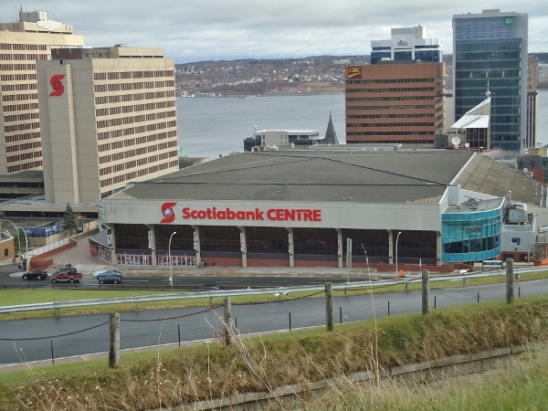 Scotiabank Centre