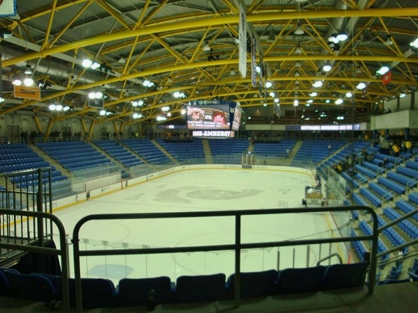 High Point Solutions Arena at TD Bank Sports Center